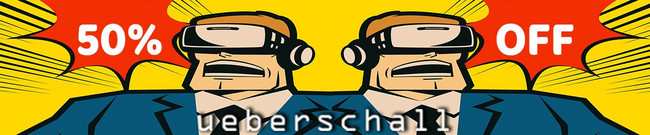 Ueberschall Virtual Reality Sale - 50% OFF