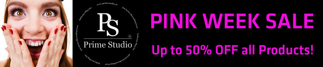 Prime Studio PinkWeek Sale: up to 50% OFF