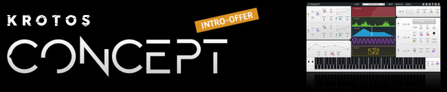 Krotos Audio - Concept Introductory Offer