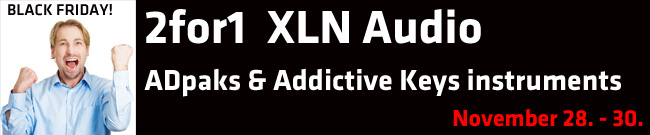 Banner XLN Audio 2for1