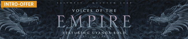 Banner Voices of the Empire Intro Offer