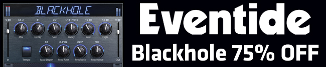 Banner Eventide Blackhole 75% OFF