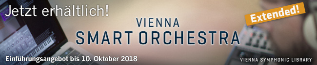 Banner Vienna Smart Orchestra Intro Offer
