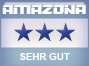 Amazona Sehr gut 3 Sterne