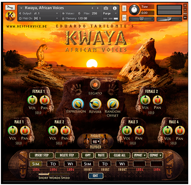 KWAYA Screen 1