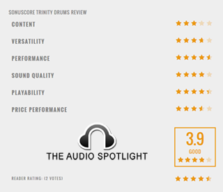 The Audio Spotlght  review