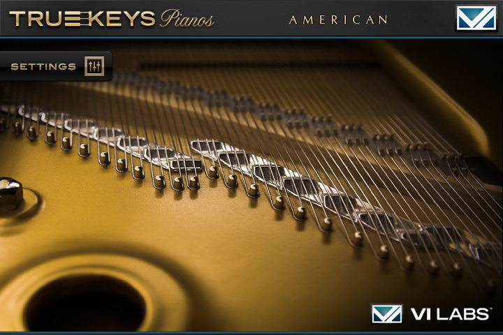 True Keys American Screen