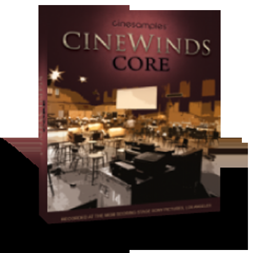 CineWinds Core Box