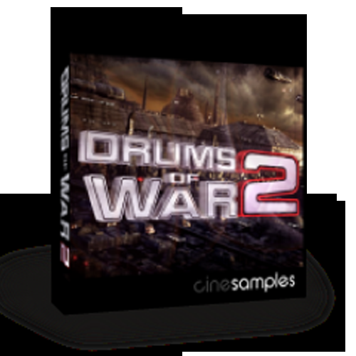 Drums of War 2 Box