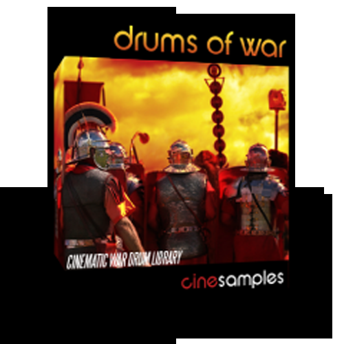 Drums of War 1 Box