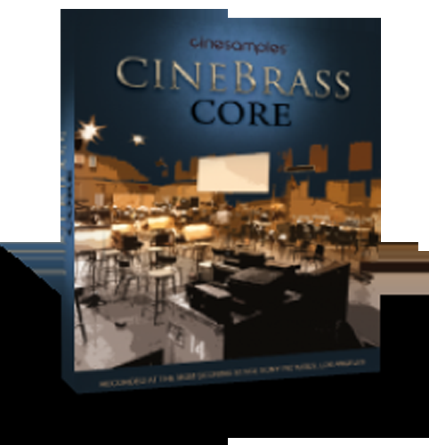 CineBrass Core Box