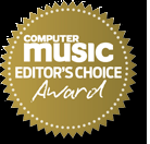 Computer Music Editors Choice Award
