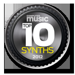Computer Music Top Ten Synths 2012