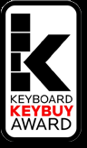 Keyboard Mag Keybuy Award